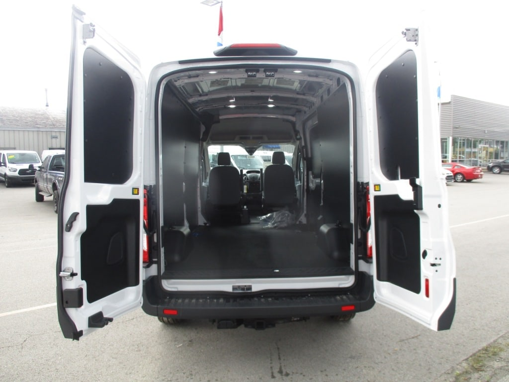 2018 Transit 250 Med Roof 4x2,  Empty Cargo Van #T80542 - photo 2