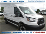 2018 Transit 250 Med Roof 4x2,  Empty Cargo Van #T80542 - photo 1