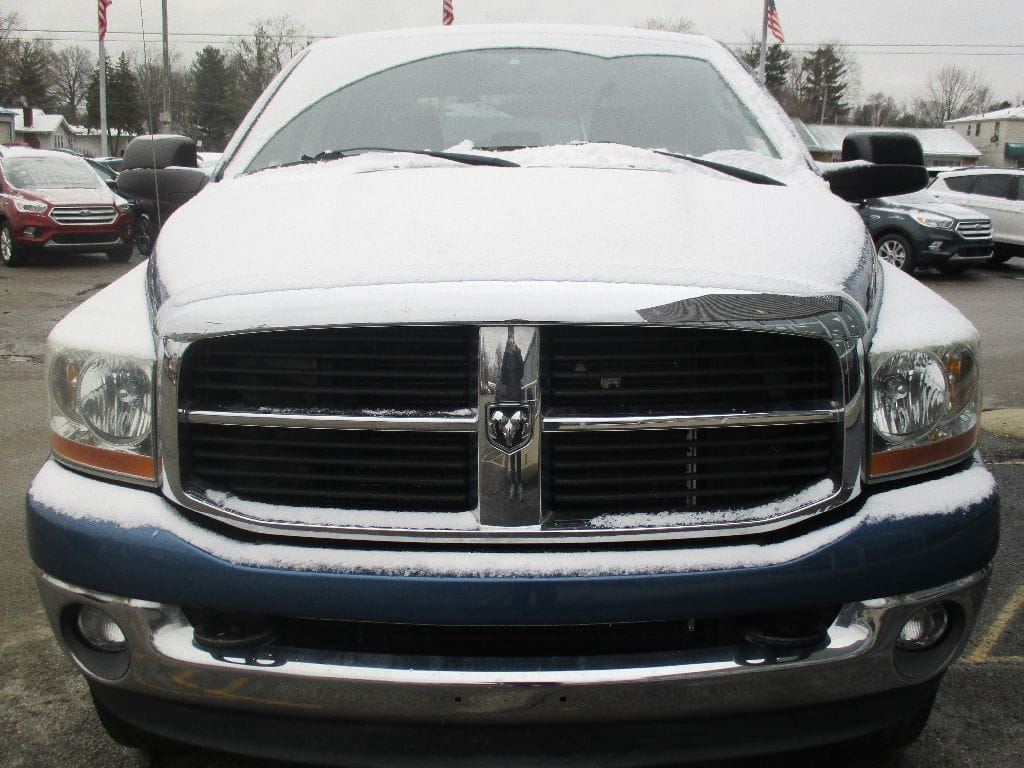 2006 Ram 2500 Mega Cab 4x4,  Pickup #T80573A - photo 9
