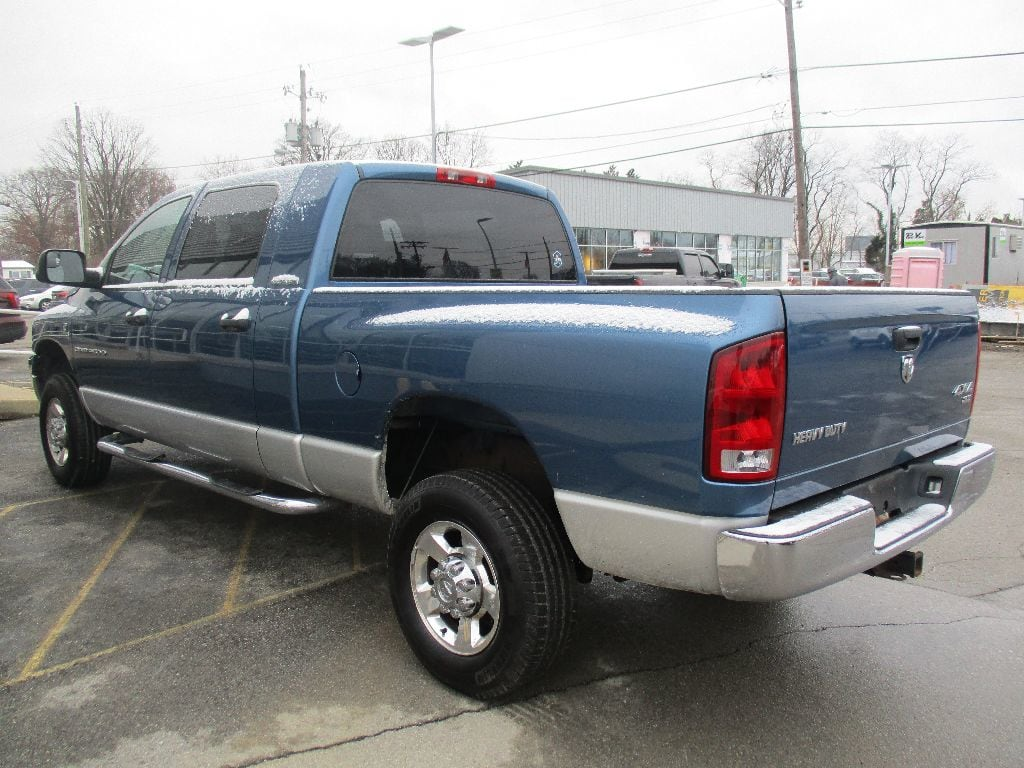 2006 Ram 2500 Mega Cab 4x4,  Pickup #T80573A - photo 7