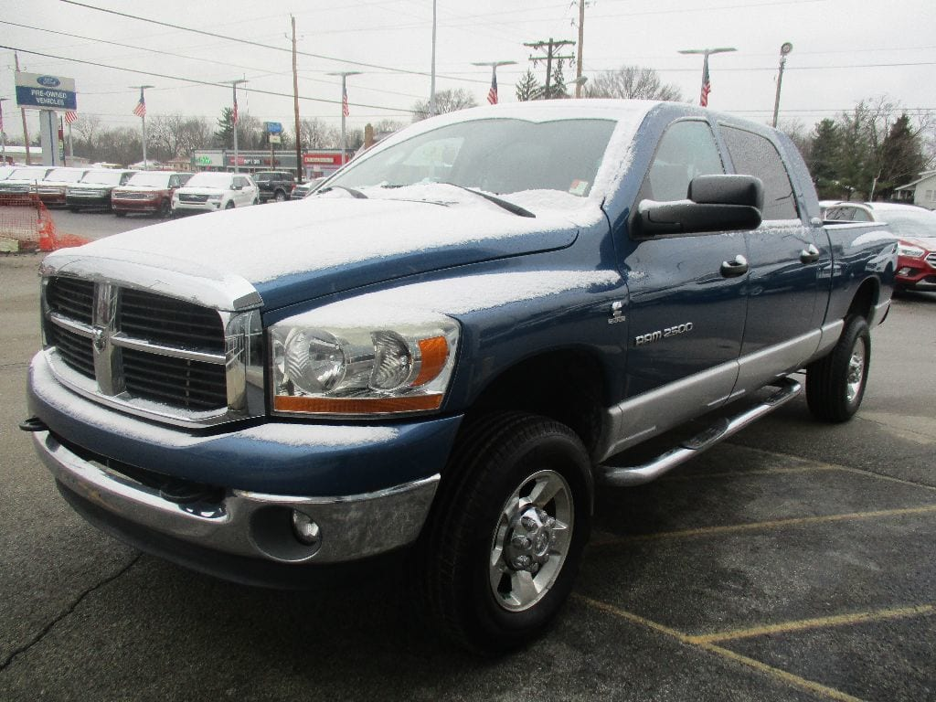 2006 Ram 2500 Mega Cab 4x4,  Pickup #T80573A - photo 8