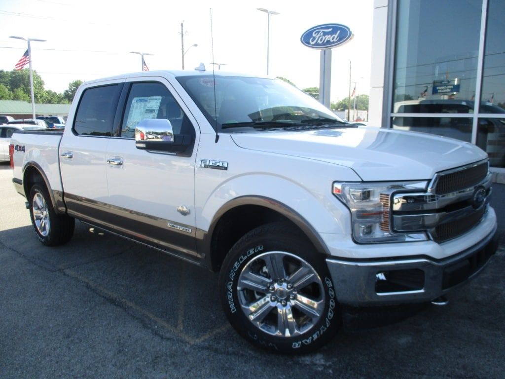 2018 F-150 SuperCrew Cab 4x4,  Pickup #T80596 - photo 35