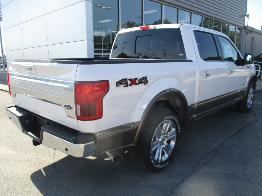 2018 F-150 SuperCrew Cab 4x4,  Pickup #T80596 - photo 2