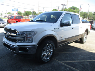 2018 F-150 SuperCrew Cab 4x4,  Pickup #T80596 - photo 9