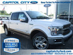 2018 F-150 SuperCrew Cab 4x4,  Pickup #T80596 - photo 1