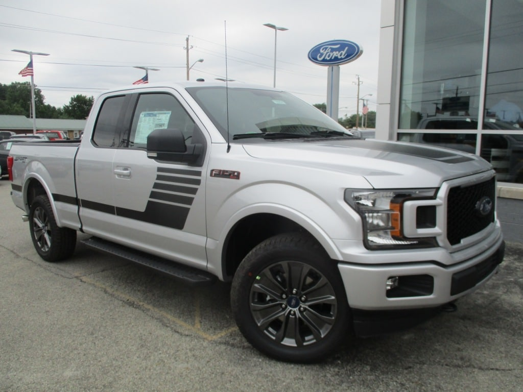 2018 F-150 Super Cab 4x4,  Pickup #T80597 - photo 31