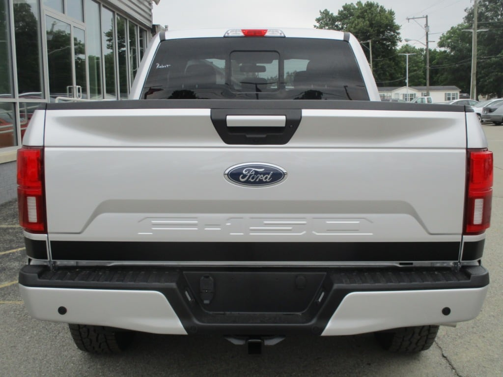 2018 F-150 Super Cab 4x4,  Pickup #T80597 - photo 5