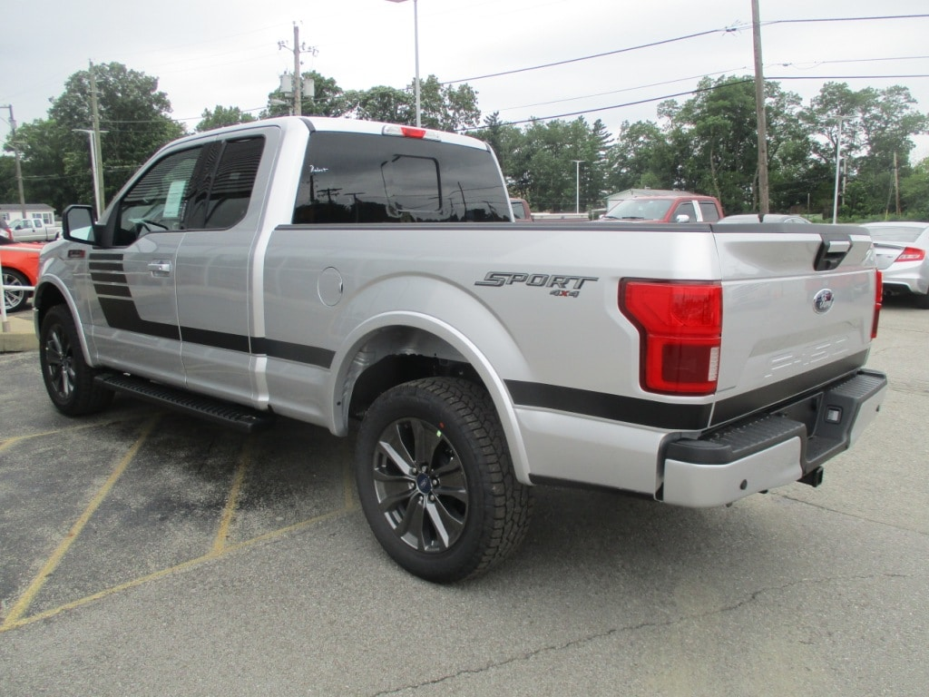 2018 F-150 Super Cab 4x4,  Pickup #T80597 - photo 8