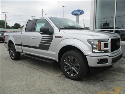 2018 F-150 Super Cab 4x4,  Pickup #T80597 - photo 3