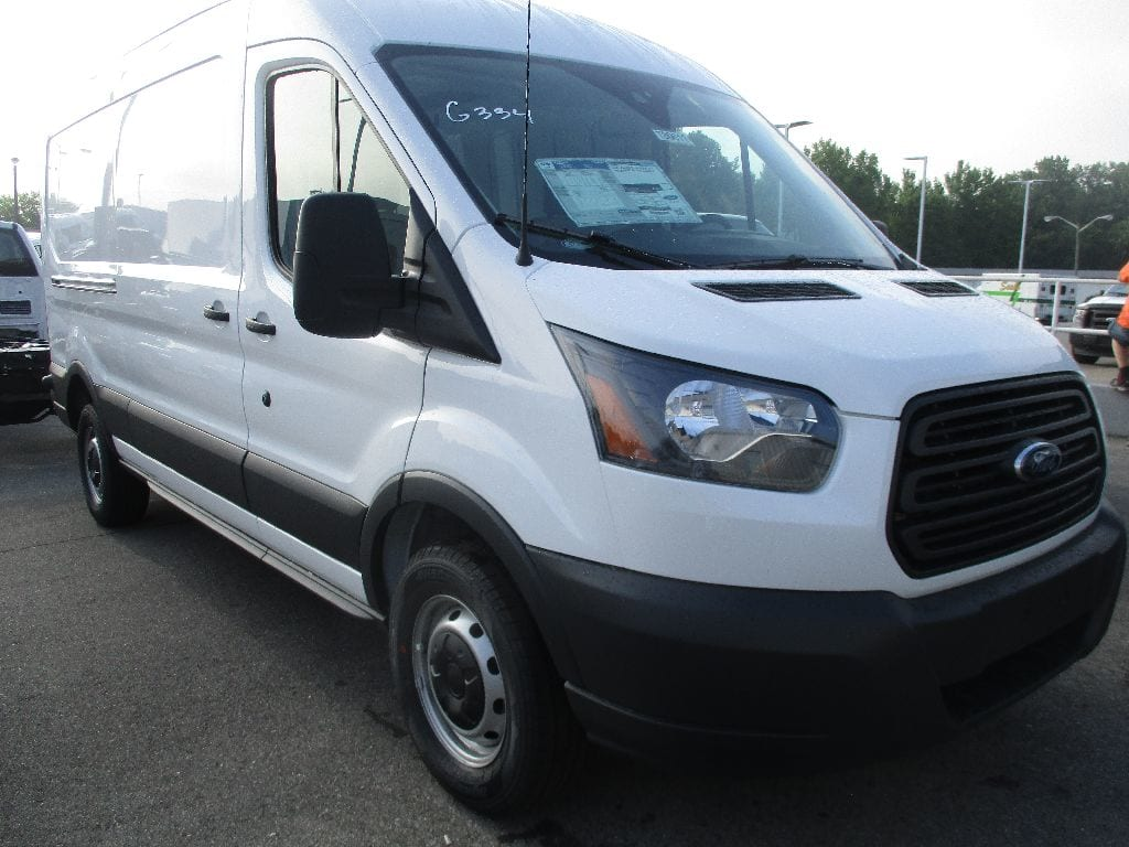 2018 Transit 250 Med Roof 4x2,  Empty Cargo Van #T80611 - photo 5