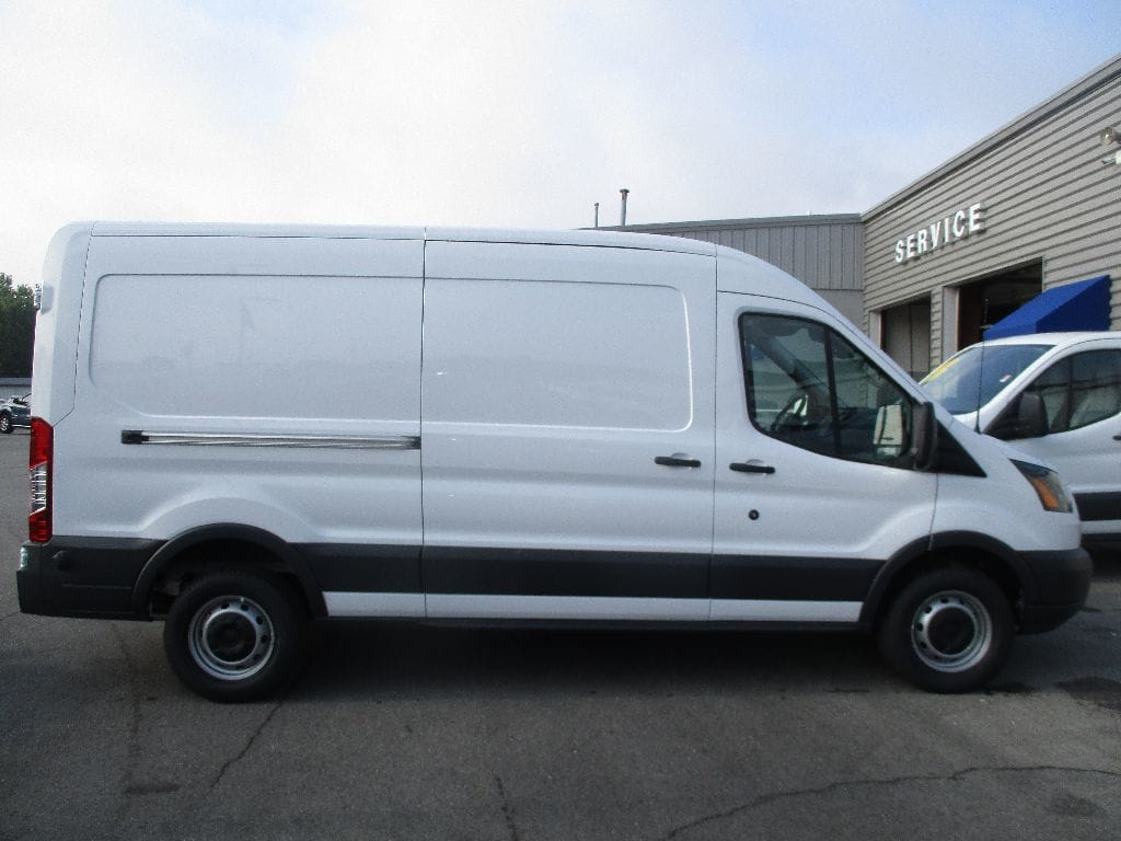 2018 Transit 250 Med Roof 4x2,  Empty Cargo Van #T80611 - photo 3