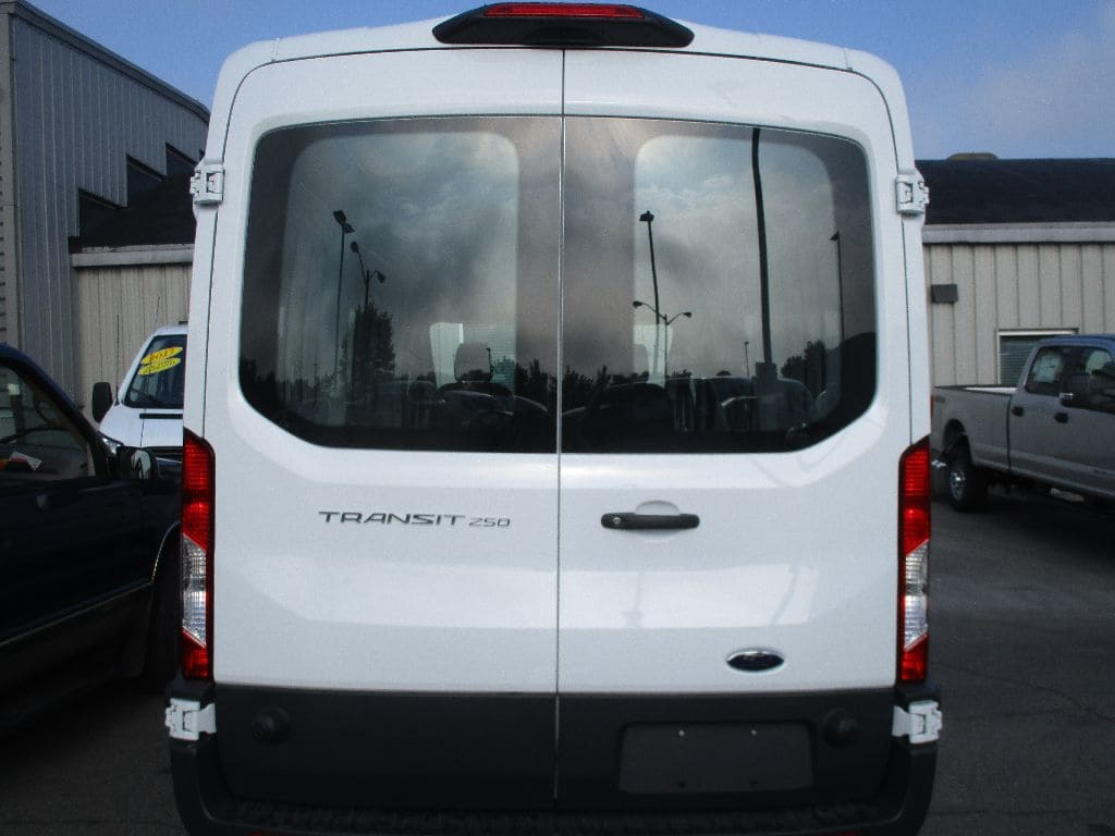 2018 Transit 250 Med Roof 4x2,  Empty Cargo Van #T80611 - photo 6