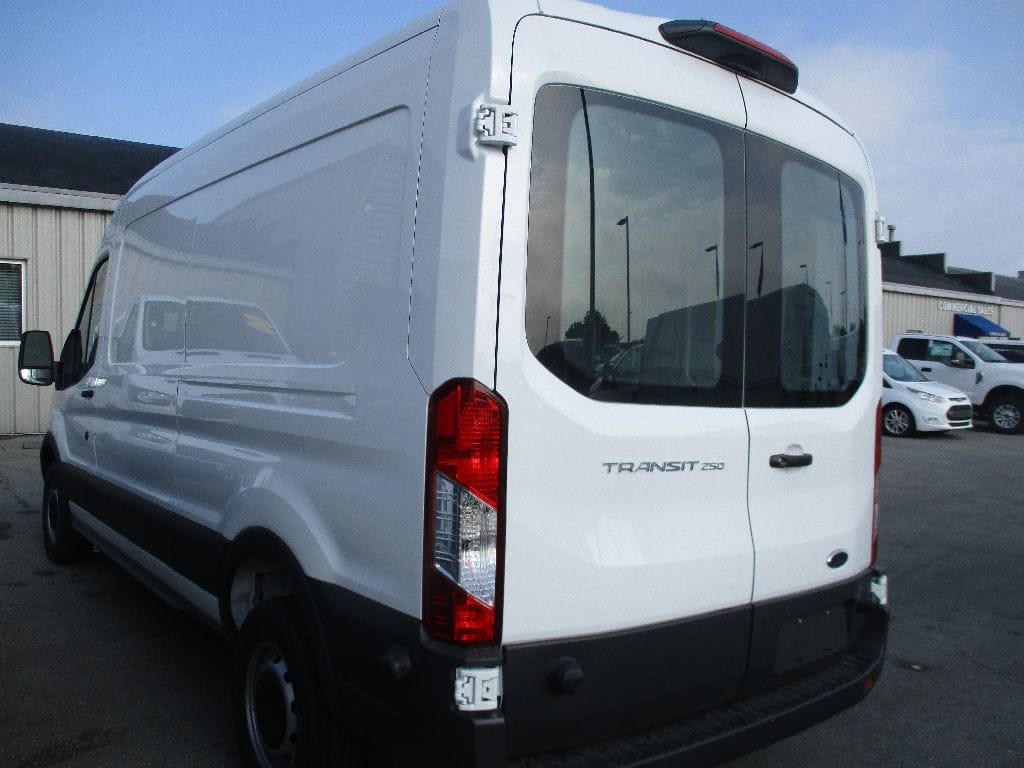 2018 Transit 250 Med Roof 4x2,  Empty Cargo Van #T80611 - photo 7