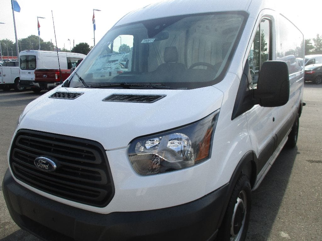 2018 Transit 250 Med Roof 4x2,  Empty Cargo Van #T80611 - photo 8