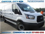 2018 Transit 250 Med Roof 4x2,  Empty Cargo Van #T80611 - photo 1