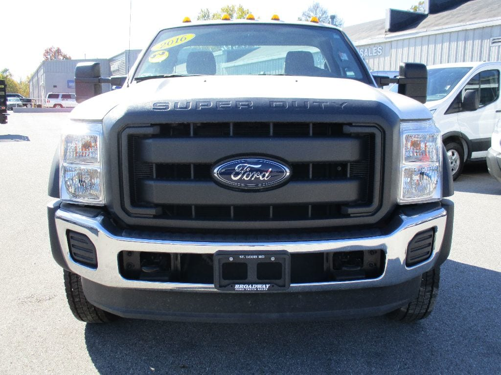 2016 F-550 Regular Cab DRW 4x2,  Cab Chassis #T80622C - photo 7