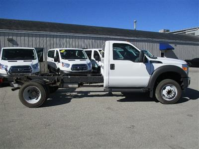 2016 F-550 Regular Cab DRW 4x2,  Cab Chassis #T80622C - photo 3