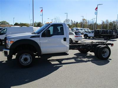 2016 F-550 Regular Cab DRW 4x2,  Cab Chassis #T80622C - photo 5