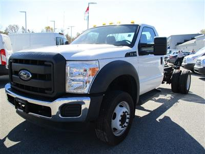 2016 F-550 Regular Cab DRW 4x2,  Cab Chassis #T80622C - photo 6