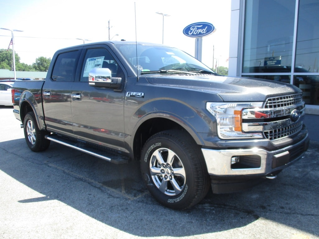2018 F-150 SuperCrew Cab 4x4,  Pickup #T80623 - photo 1