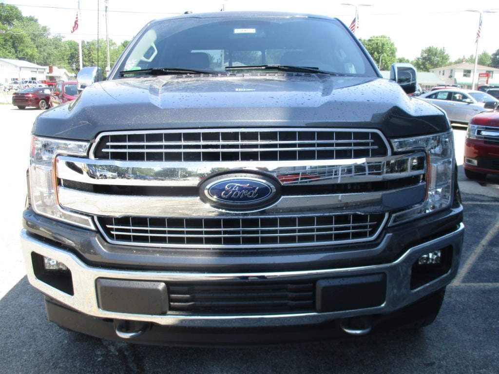 2018 F-150 SuperCrew Cab 4x4,  Pickup #T80623 - photo 10