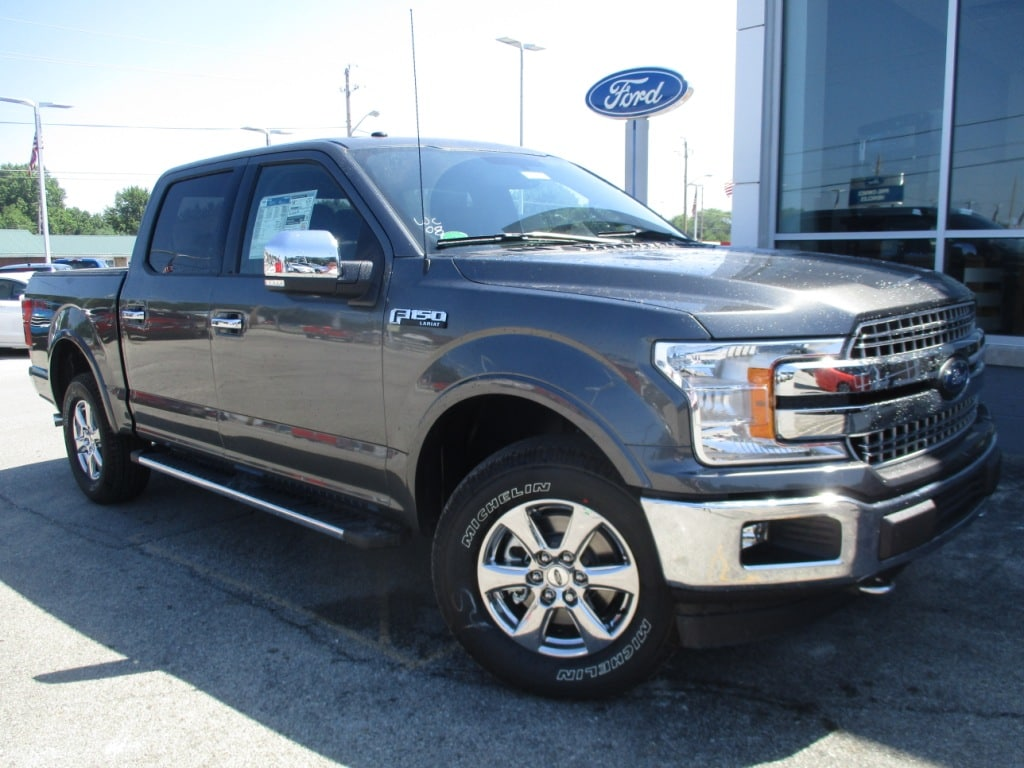 2018 F-150 SuperCrew Cab 4x4,  Pickup #T80623 - photo 31