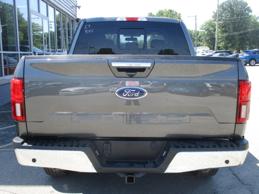 2018 F-150 SuperCrew Cab 4x4,  Pickup #T80623 - photo 5