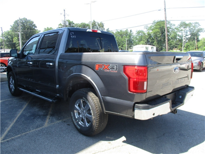 2018 F-150 SuperCrew Cab 4x4,  Pickup #T80623 - photo 8