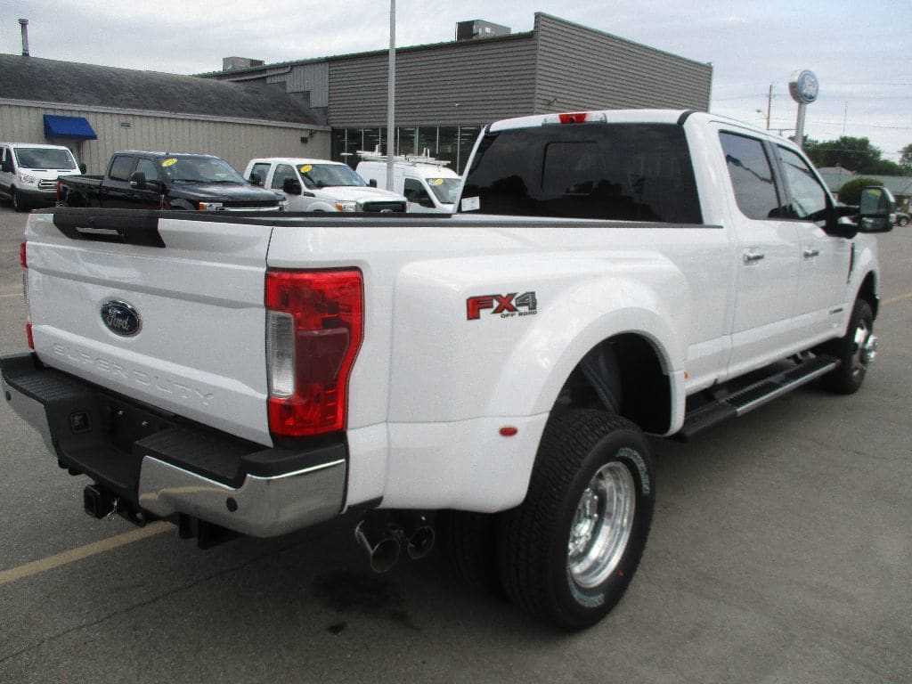 2018 F-350 Crew Cab DRW 4x4,  Pickup #T80643 - photo 2