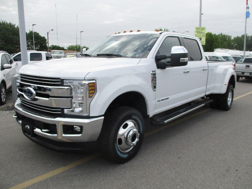 2018 F-350 Crew Cab DRW 4x4,  Pickup #T80643 - photo 9
