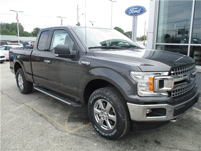 2018 F-150 Super Cab 4x4,  Pickup #T80645 - photo 3