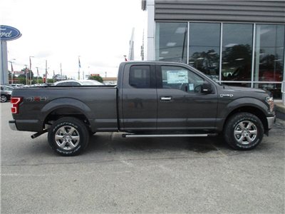 2018 F-150 Super Cab 4x4,  Pickup #T80645 - photo 4