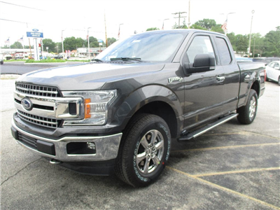 2018 F-150 Super Cab 4x4,  Pickup #T80645 - photo 9