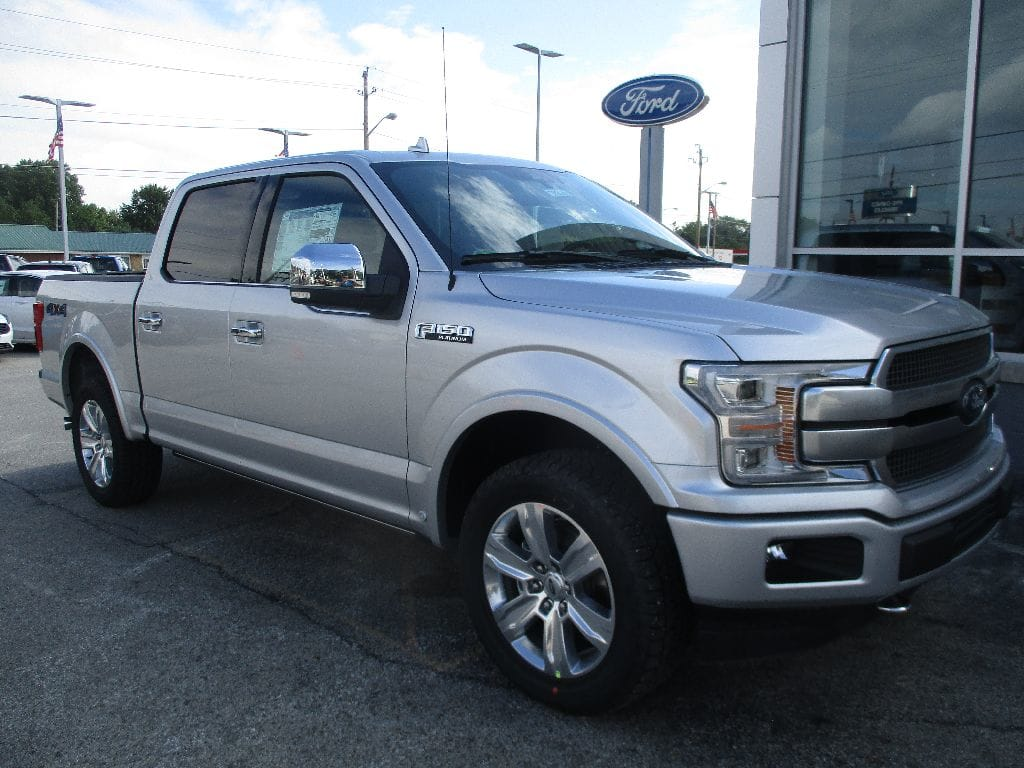 2018 F-150 SuperCrew Cab 4x4,  Pickup #T80648 - photo 3