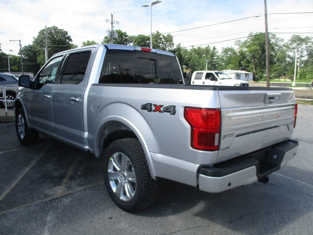 2018 F-150 SuperCrew Cab 4x4,  Pickup #T80648 - photo 8
