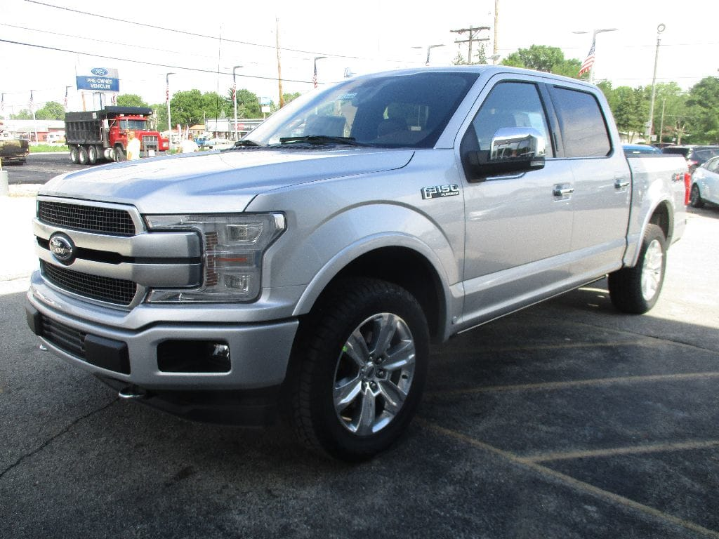 2018 F-150 SuperCrew Cab 4x4,  Pickup #T80648 - photo 9