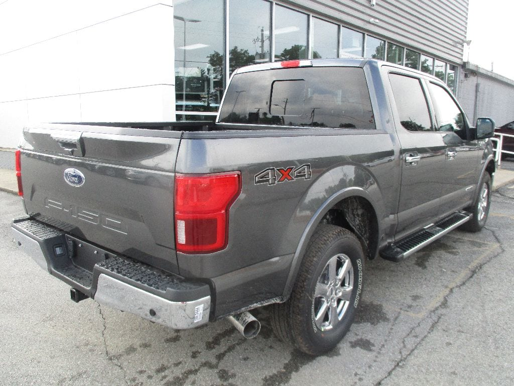 2018 F-150 SuperCrew Cab 4x4,  Pickup #T80658 - photo 2