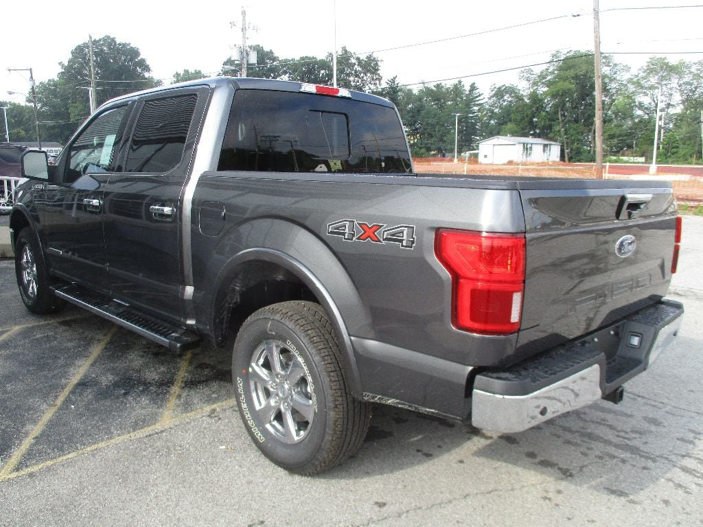 2018 F-150 SuperCrew Cab 4x4,  Pickup #T80658 - photo 8