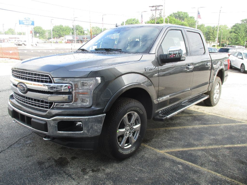 2018 F-150 SuperCrew Cab 4x4,  Pickup #T80658 - photo 9