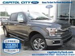 2018 F-150 SuperCrew Cab 4x4,  Pickup #T80658 - photo 1