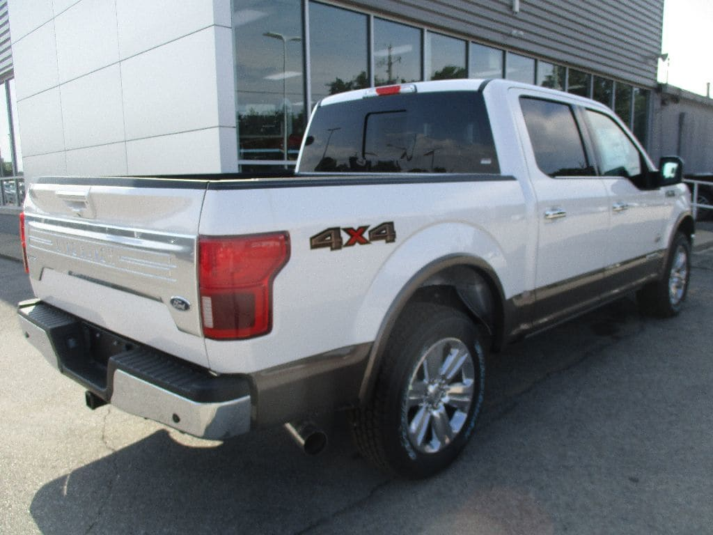 2018 F-150 SuperCrew Cab 4x4,  Pickup #T80659 - photo 2