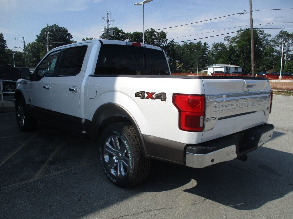 2018 F-150 SuperCrew Cab 4x4,  Pickup #T80659 - photo 8