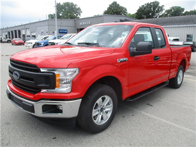 2018 F-150 Super Cab 4x2,  Pickup #T80672 - photo 10