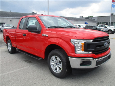 2018 F-150 Super Cab 4x2,  Pickup #T80672 - photo 4