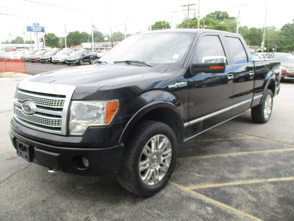 2010 F-150 Super Cab 4x4,  Pickup #T80688B - photo 9