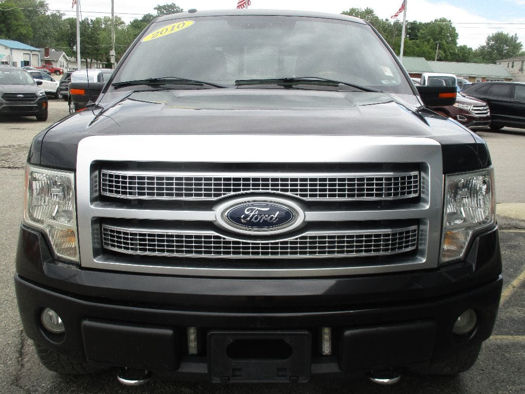 2010 F-150 Super Cab 4x4,  Pickup #T80688B - photo 10
