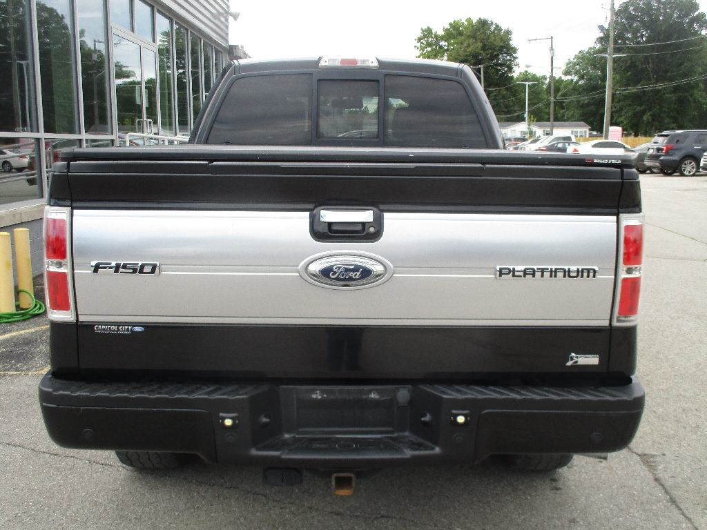 2010 F-150 Super Cab 4x4,  Pickup #T80688B - photo 4