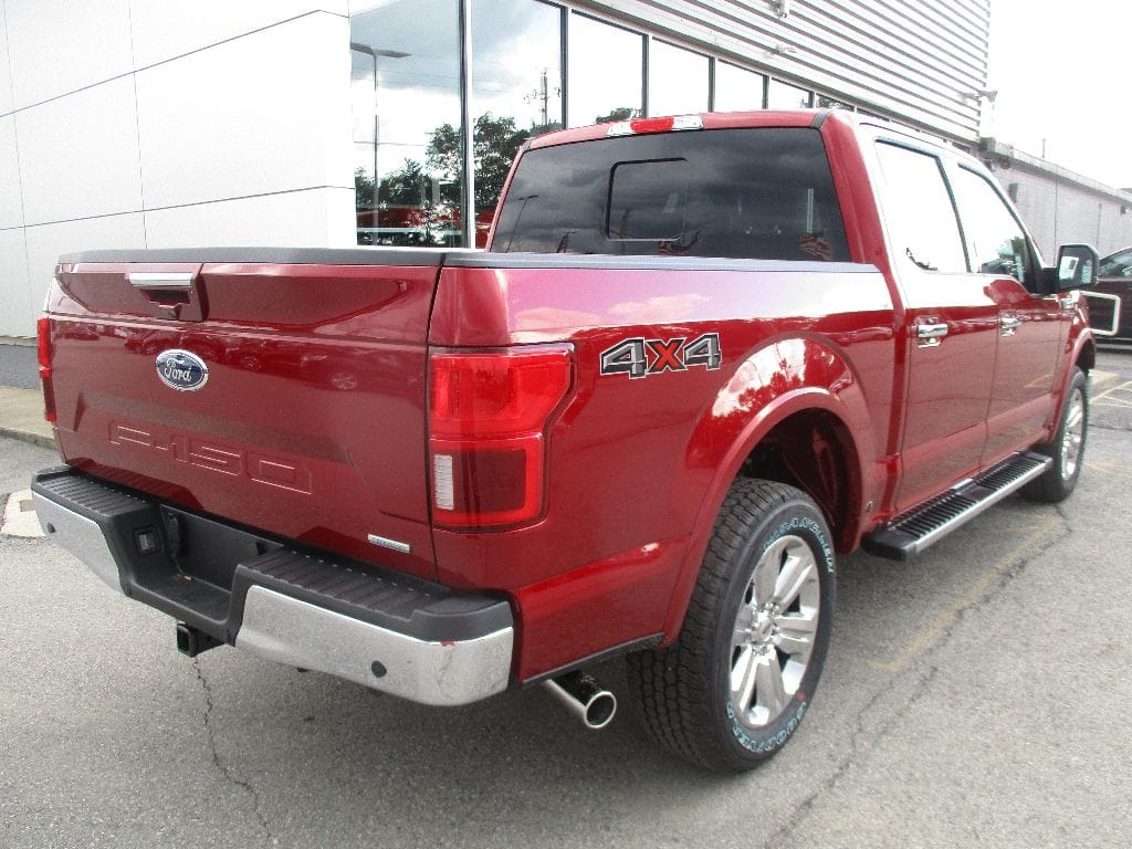2018 F-150 SuperCrew Cab 4x4,  Pickup #T80692 - photo 2