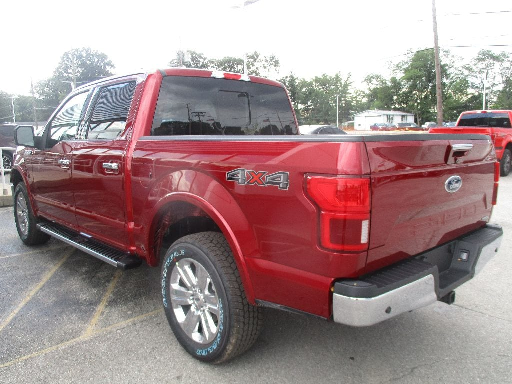 2018 F-150 SuperCrew Cab 4x4,  Pickup #T80692 - photo 7