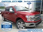 2018 F-150 SuperCrew Cab 4x4,  Pickup #T80692 - photo 1